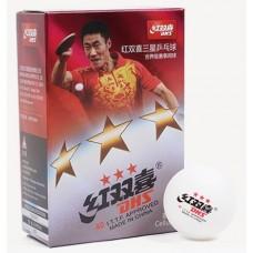 Мячи для настольного тенниса DHS CELLULOID 40 мм 3*