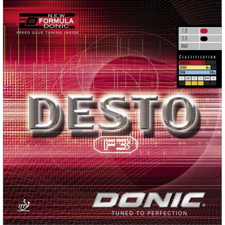 Накладка Donic Desto F3