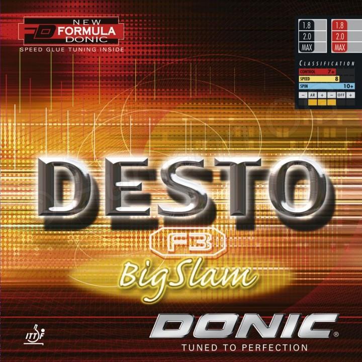 Накладка Donic Desto F3 Big Slam